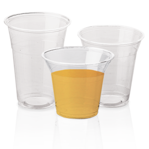 Bicchieri in PLA e accessori
