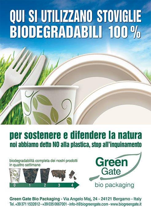 produttore piatti biodegradabili