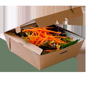Bio Box contenitori e Finger Food per alimenti caldi o freddi