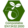 Compostable EN1342 2000
