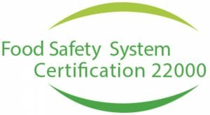 food safety systemm cert. 22000