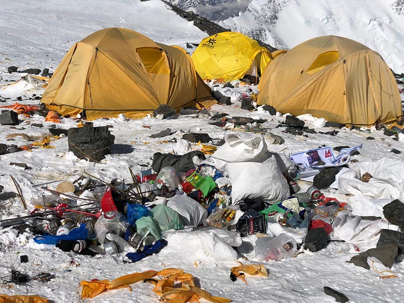 Everest-rifiuti