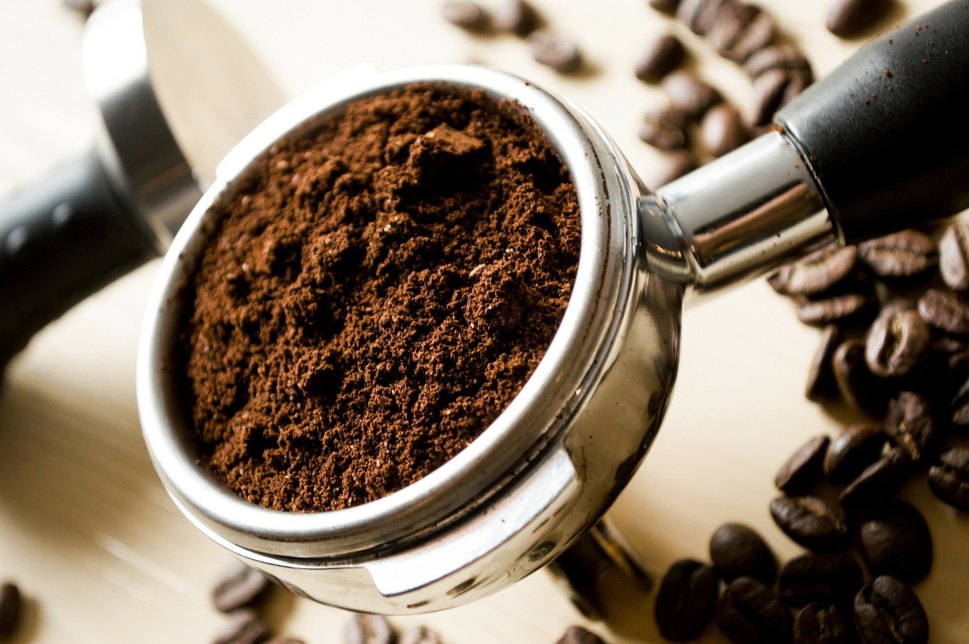 caffè macinato gruppo
